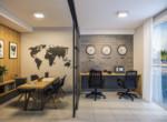 Espaço de Reuniões - Coworking-LR